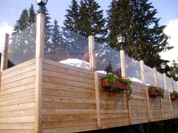 Relativ Terrassenverglasung — GK Glimberger ZS79